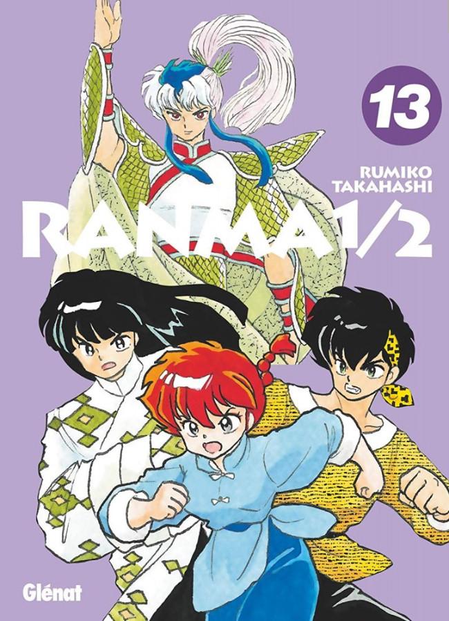 Couverture de Ranma 1/2 (édition originale) -13- Volume 13