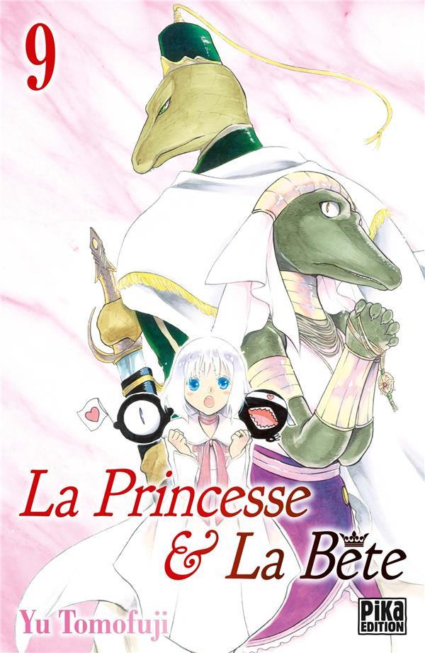 Couverture de La princesse & La Bête -9- Tome 9