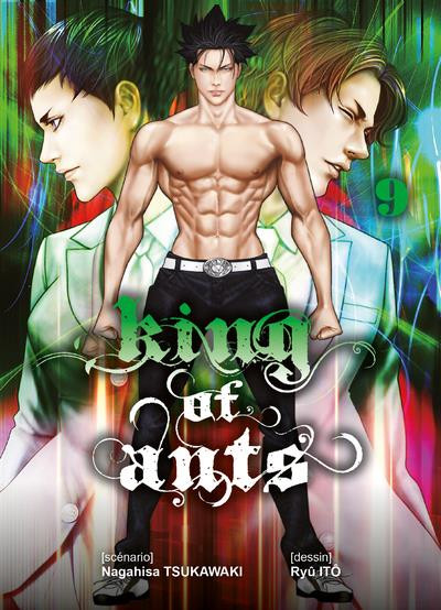 Couverture de King of Ants -9- Tome 9