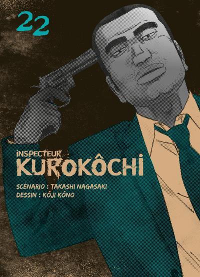 Couverture de Inspecteur Kurokôchi -22- Tome 22