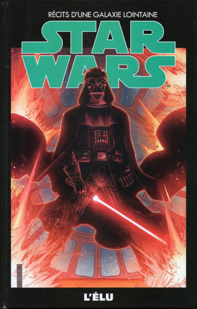 Couverture de Star Wars - Récits d'une galaxie lointaine -28- L'élu