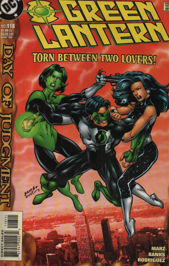 Couverture de Green lantern (1990) -118- Women