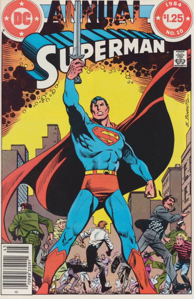 Couverture de Superman (1939) -AN10- Annual 10
