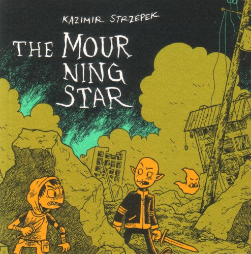Couverture de The Mourning Star -1- Volume 1