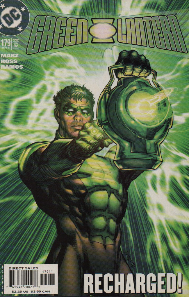 Couverture de Green lantern (1990) -179- Homecoming?, Part 4