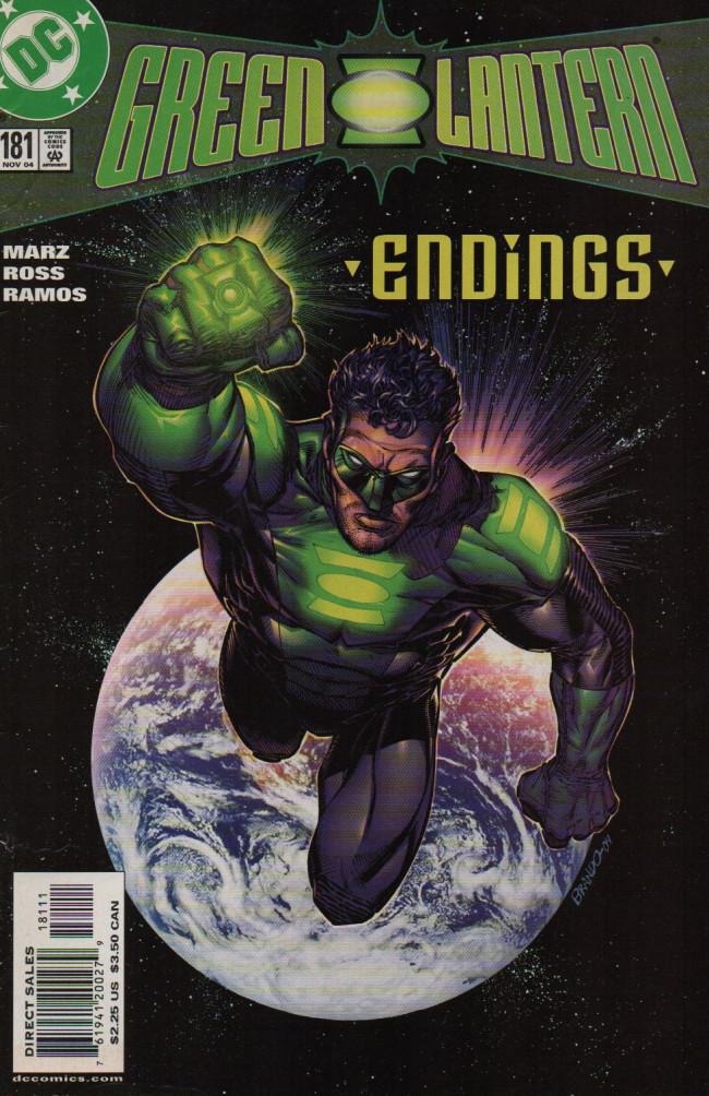 Couverture de Green lantern (1990) -181- Homecoming?, Part 6