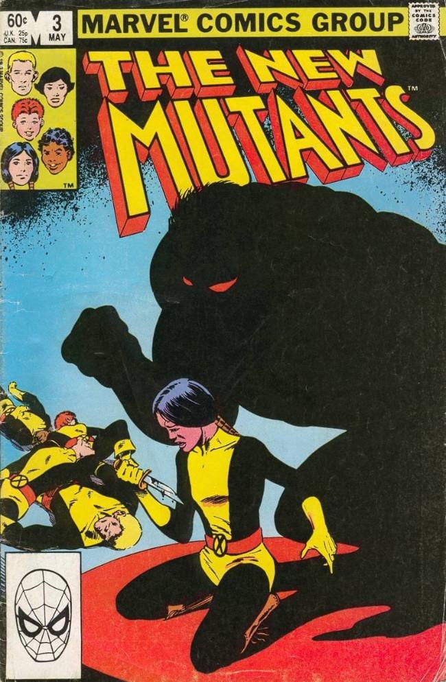Couverture de New Mutants (The) (1983) -3- Nightmare