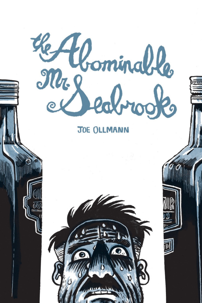 Couverture de Abominable Mr. Seabrock (The) (2017) - The abominable Mr. Seabrock