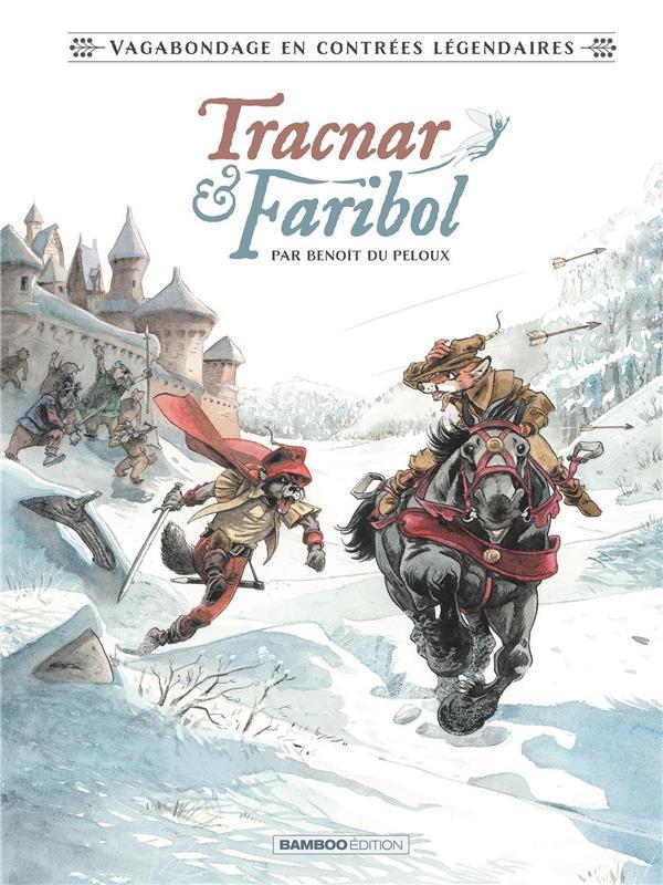 Couverture de Tracnar & Faribol - Tracnar & Faribol - Vagabondage en contrées légendaires