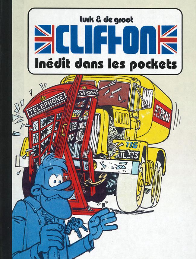 Couverture de Clifton -HS1- Inédits dans les pockets