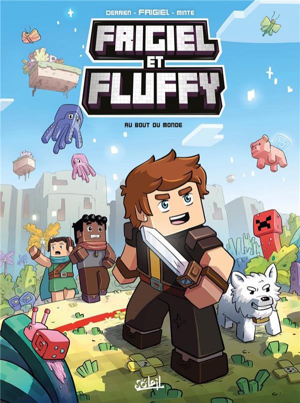 Couverture de Frigiel et Fluffy -8- Au bout du monde