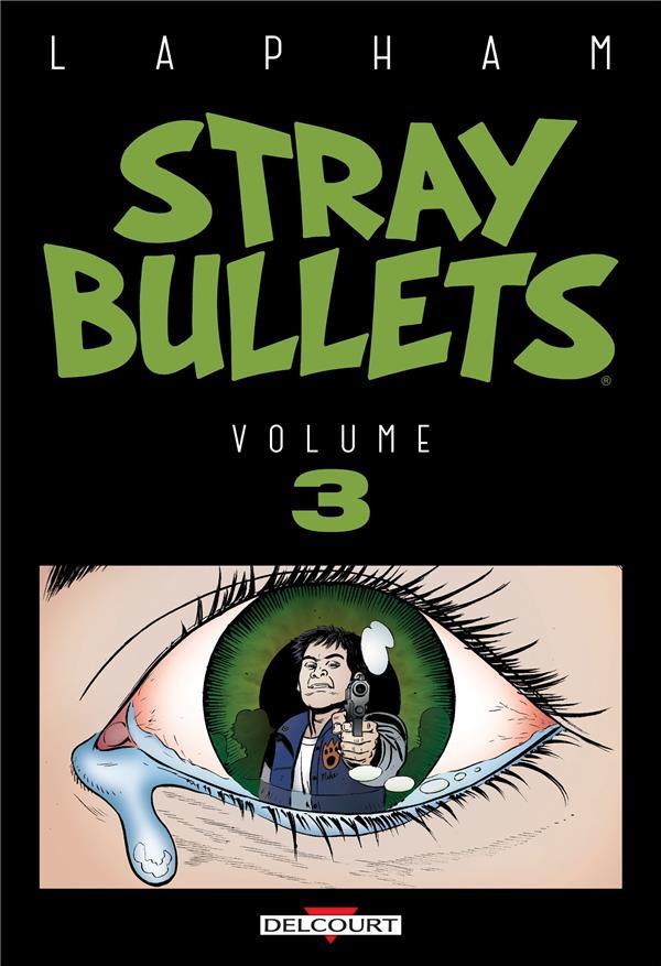 Couverture de Stray Bullets -INT3- Volume 3