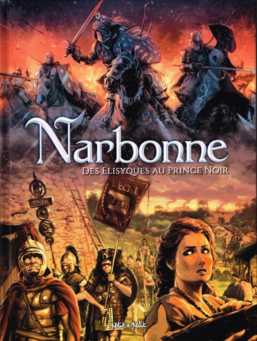 Couverture de Narbonne -1- Des Élisyques au Prince Noir