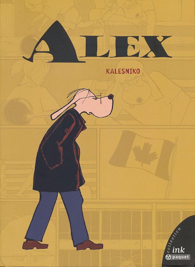 Couverture de Alex (Kalesniko) - Alex