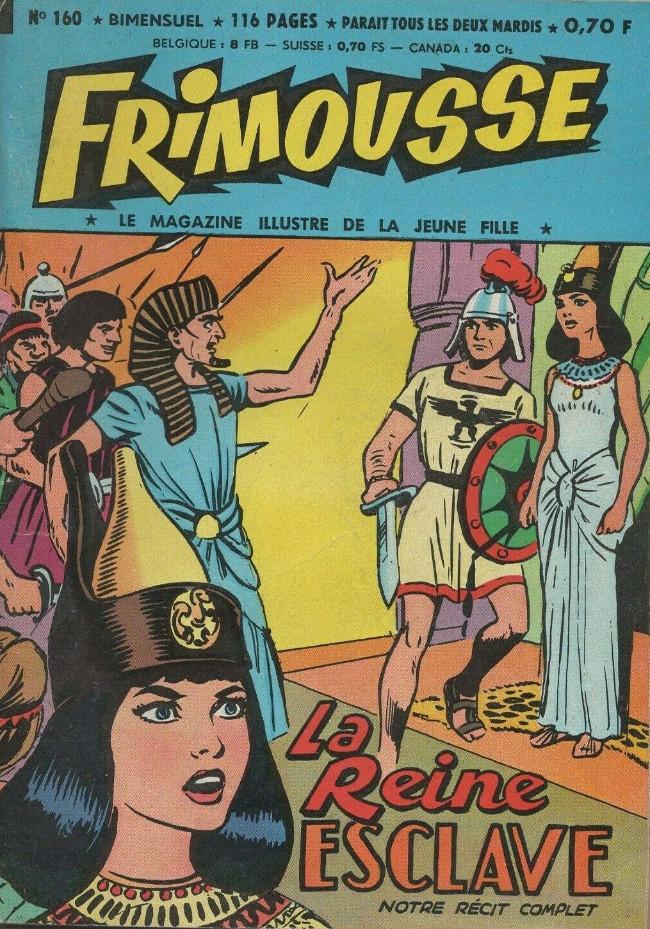 Couverture de Frimousse et Frimousse-Capucine -160- La reine esclave