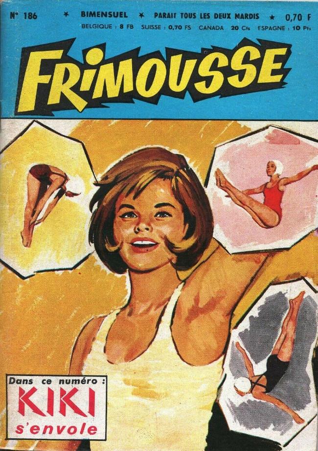 Couverture de Frimousse et Frimousse-Capucine -186- Kiki s'envole