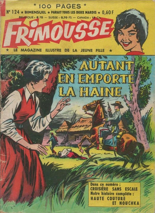 Couverture de Frimousse et Frimousse-Capucine -124- Haute couture