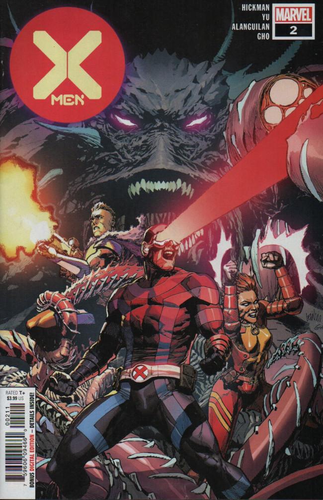 Couverture de X-Men Vol.5 (Marvel comics - 2019) -2- Summoner