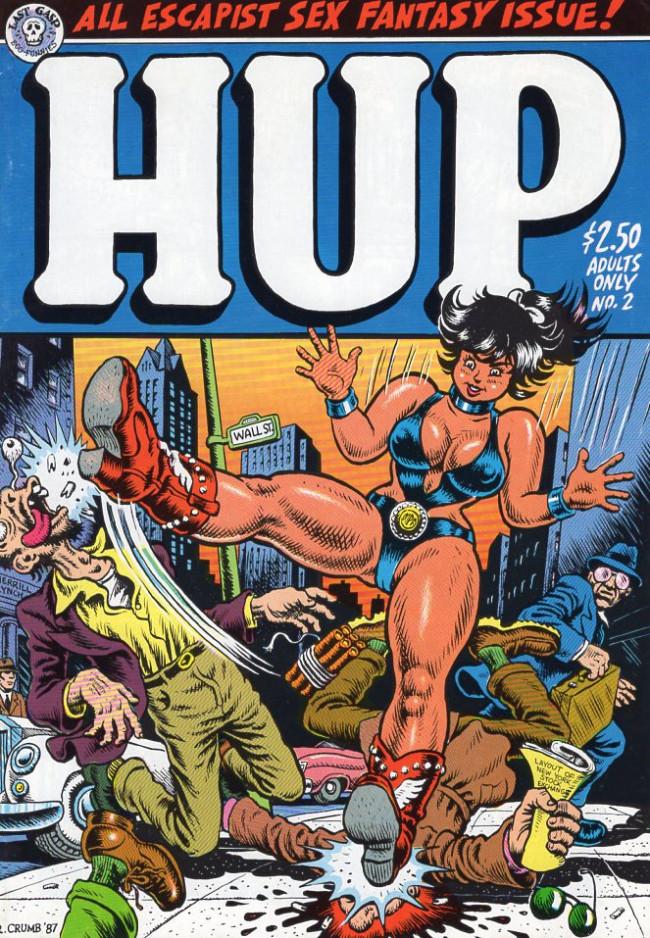 Couverture de Hup (1987) -2- Numéro 2
