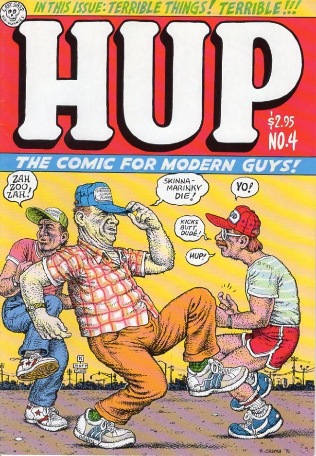 Couverture de Hup (1987) -4- Numéro 4
