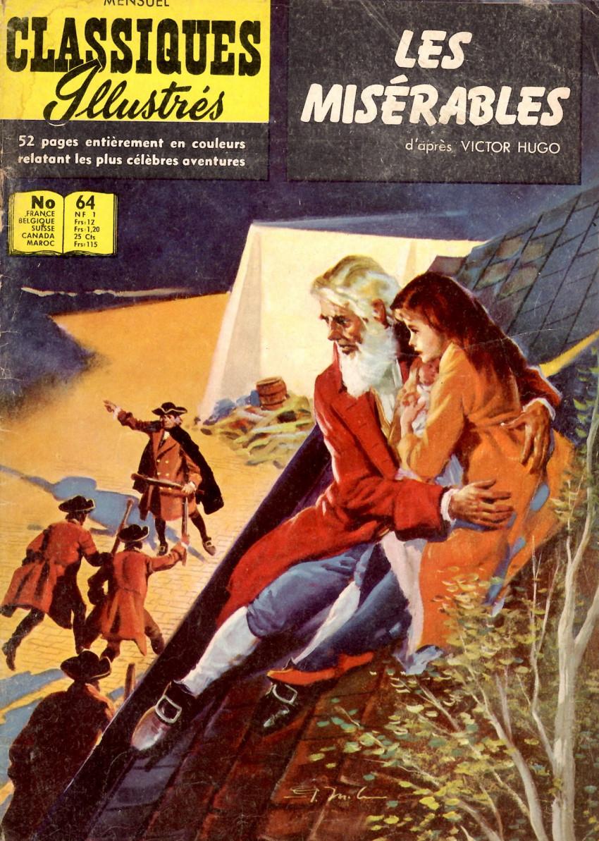 Classiques illustrés - HS : Les Misérables