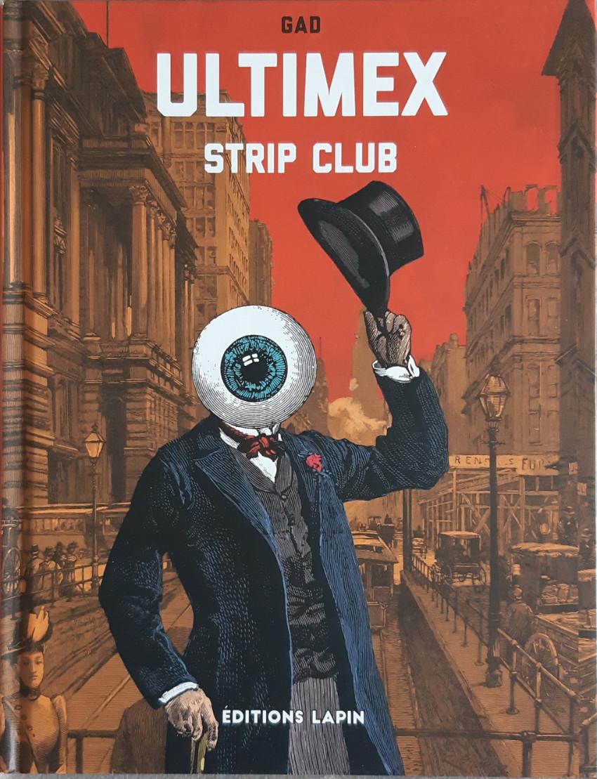 Couverture de Ultimex (Lapin) -5- Strip Club