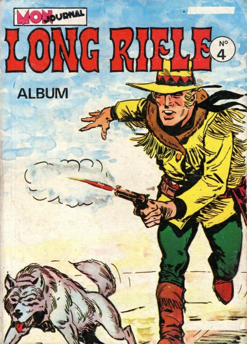 Couverture de Long Rifle -Rec04- Album N°4 (du n°10 au n°12)
