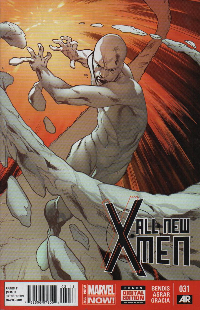 Couverture de All-New X-Men (Marvel comics - 2012) -31- Issue 31