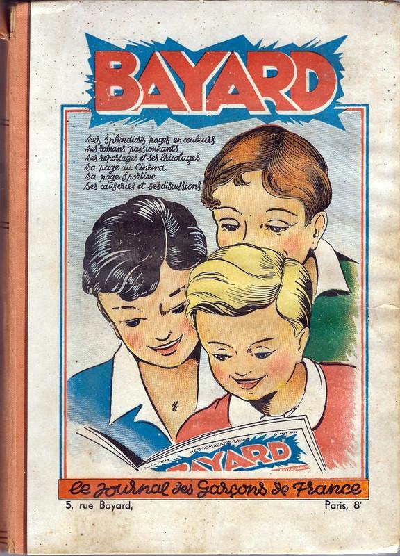 Couverture de Bayard (Bonne Presse) -REC01- Bayard n°1 à 30
