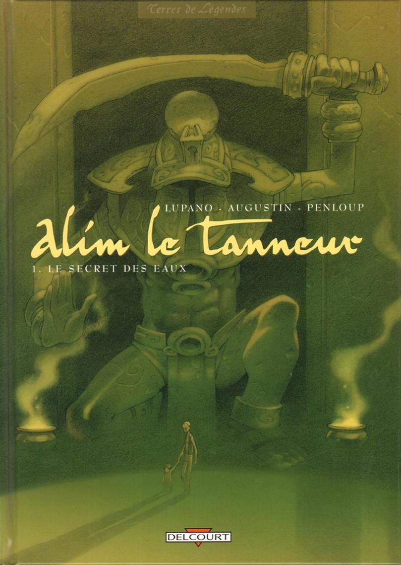 Couverture de Alim le tanneur -1- Le secret des eaux