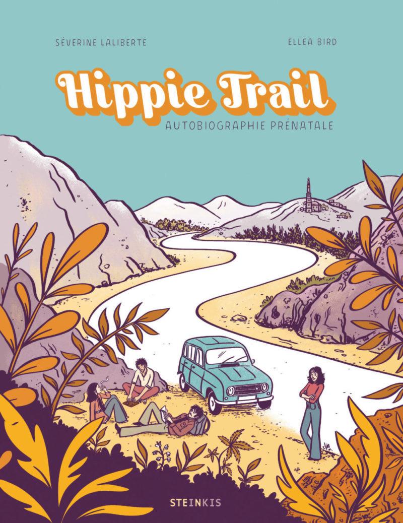 Couverture de Hippie Trail