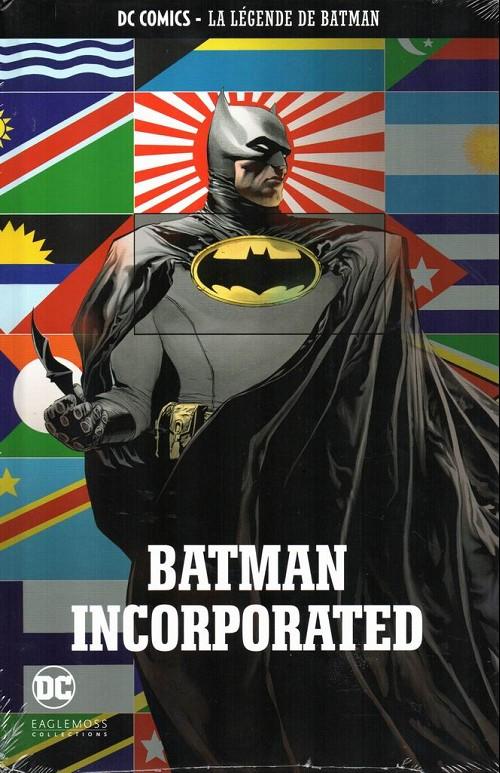 Couverture de DC Comics - La légende de Batman -6953- Batman incorporated