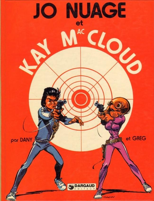 Couverture de Jo Nuage et Kay Mac Cloud