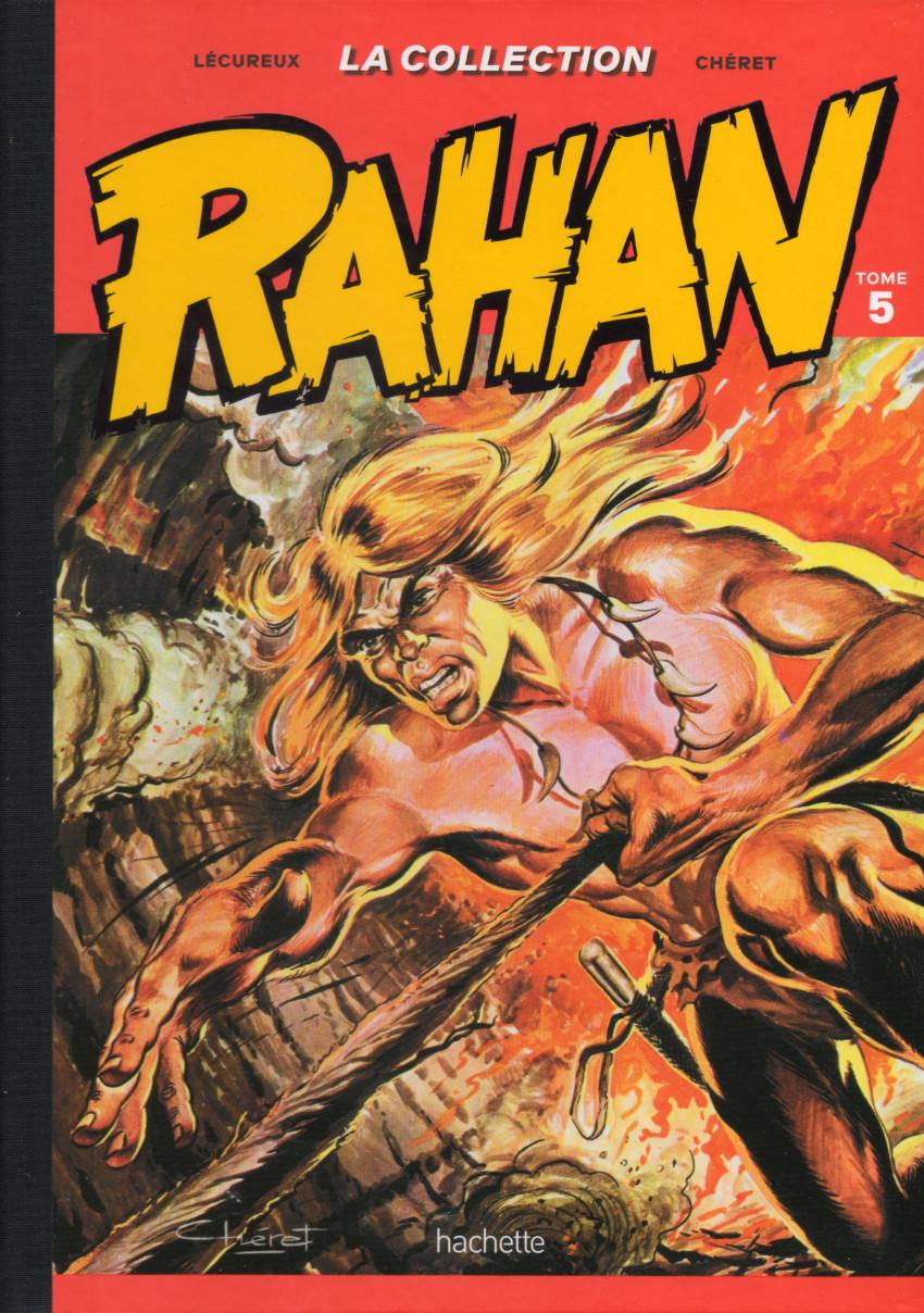 Couverture de Rahan - La Collection (Hachette) -5- Tome 5