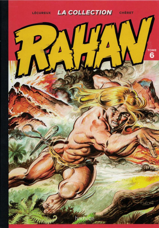 Couverture de Rahan - La Collection (Hachette) -6- Tome 6