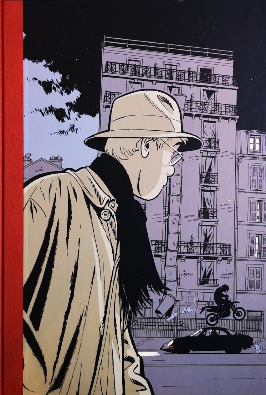 Couverture de Jérôme K. Jérôme Bloche -TT- Contrefaçons