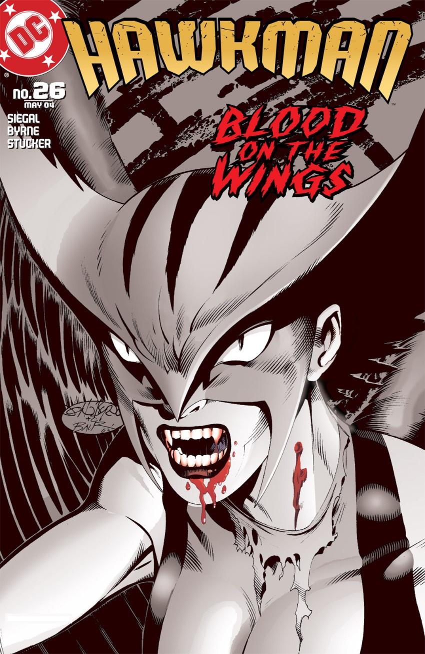 Couverture de Hawkman Vol.4 (DC comics - 2002) -26- Rest