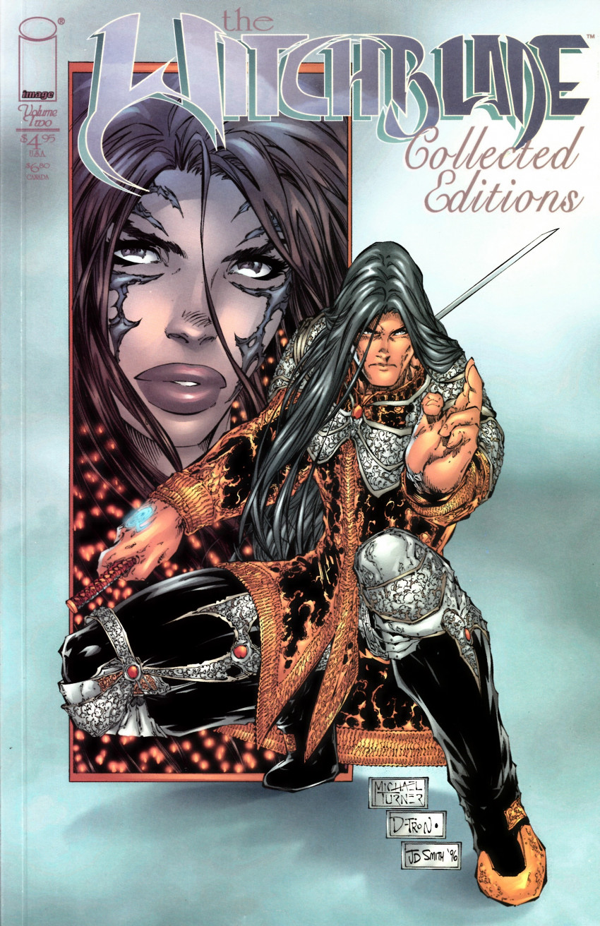 Couverture de Witchblade - Collected Editions (The) (1996) -2- Volume Two