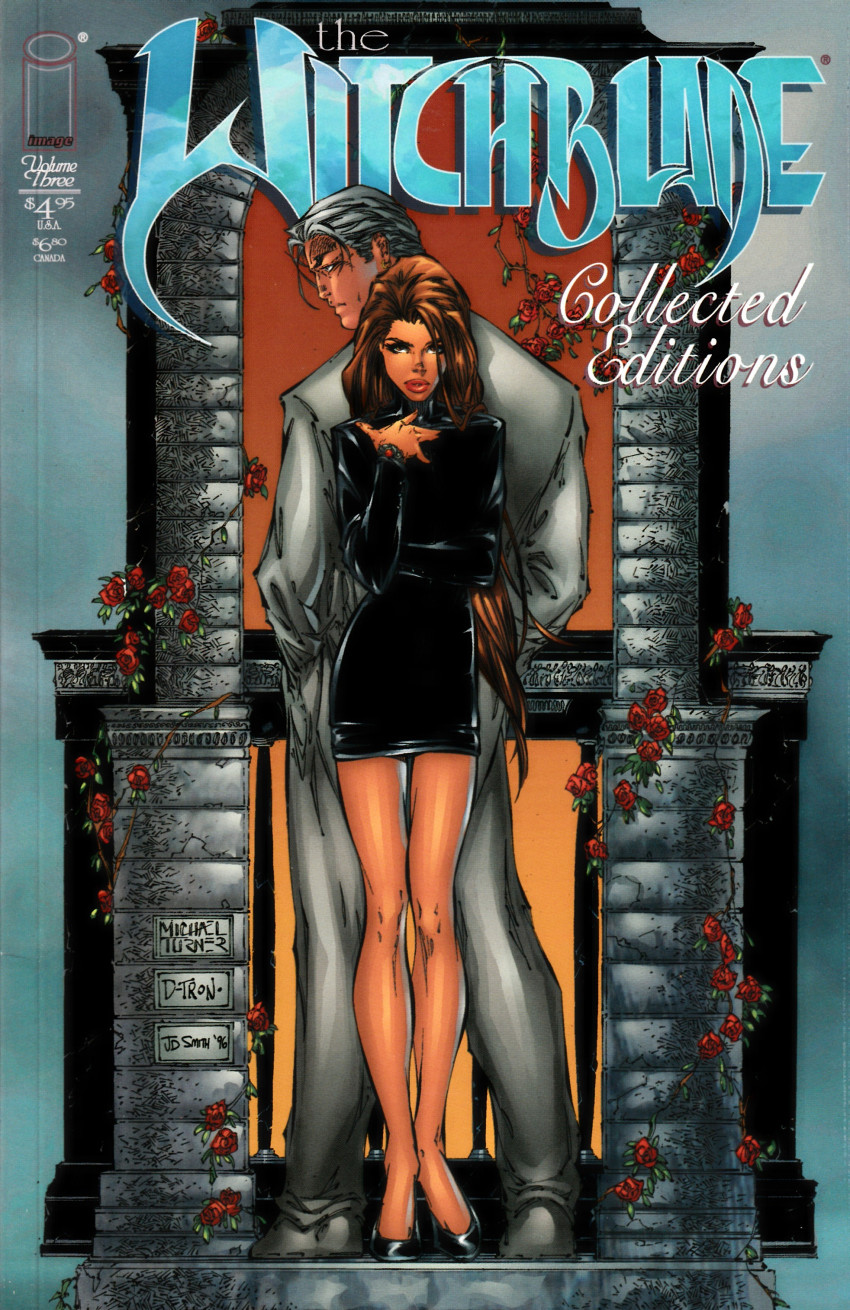 Couverture de Witchblade - Collected Editions (The) (1996) -3- Volume Three