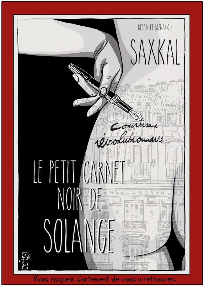 Le petit carnet noir de Solange