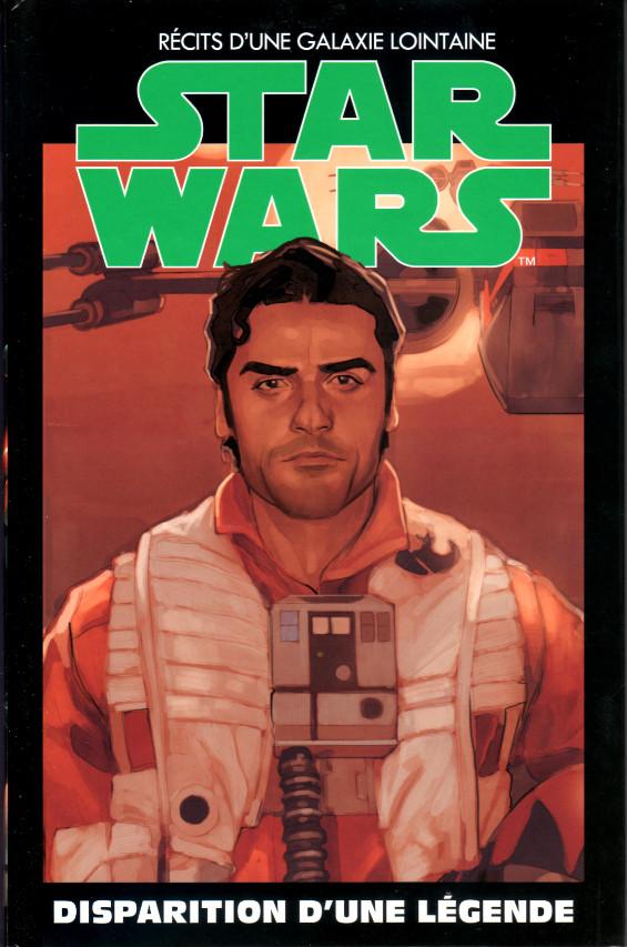 Couverture de Star Wars - Récits d'une galaxie lointaine -29- Disparition d'une légende