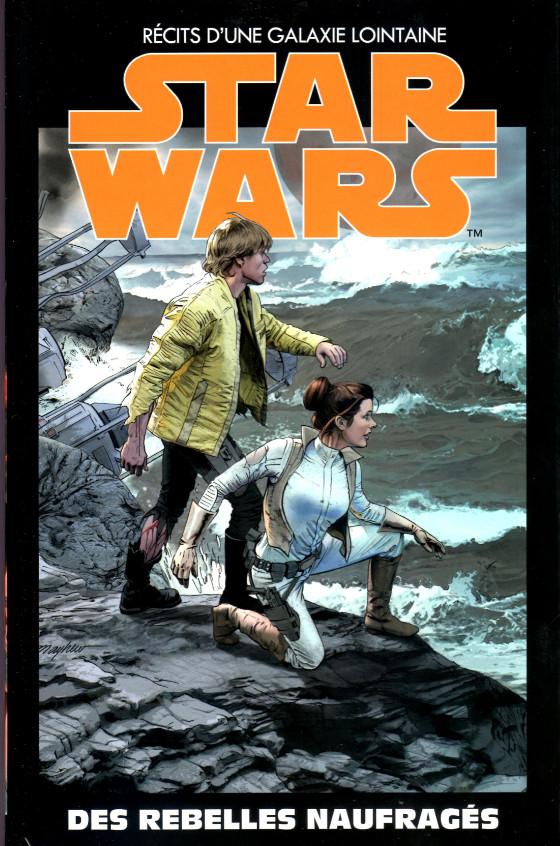Couverture de Star Wars - Récits d'une galaxie lointaine -30- Des rebelles naufragés