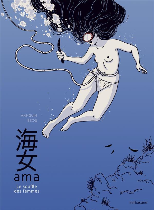 Couverture de Ama - Le souffle des femmes