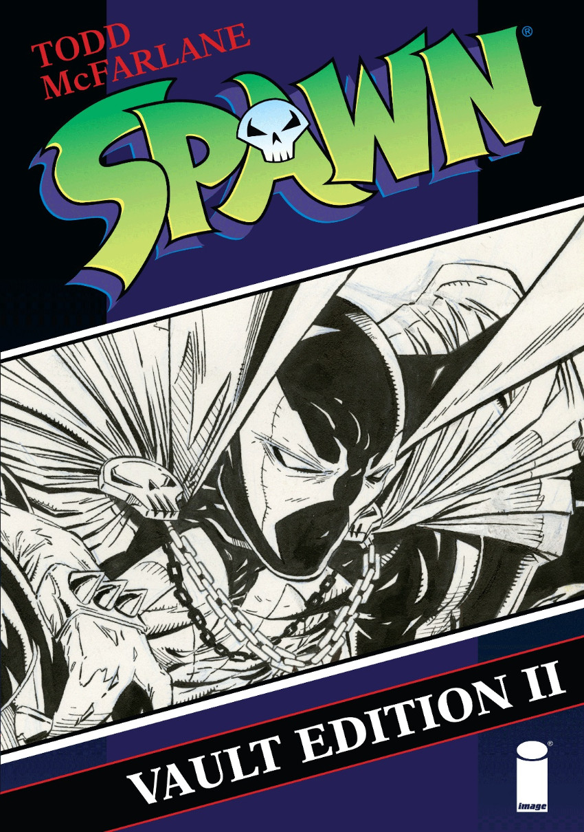 Couverture de Spawn (1992) -VAULT02- Spawn Vault Edition volume 2