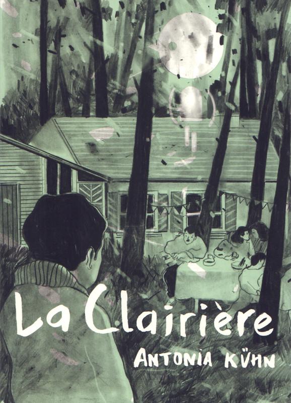 Couverture de La clairière - La Clairière