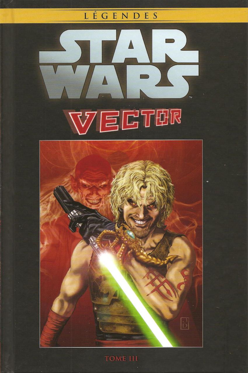 Couverture de Star Wars - Légendes - La Collection (Hachette) -115101- Vector - Tome 3