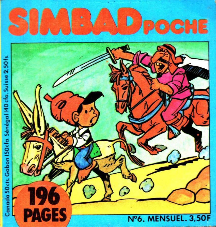 Couverture de Simbad (Poche) -6- Numéro 6