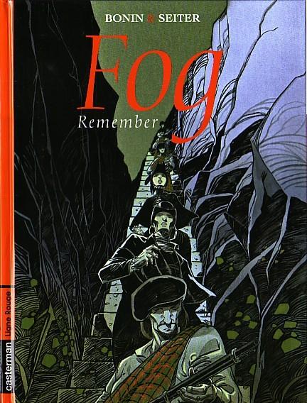 Couverture de Fog -6- Remember