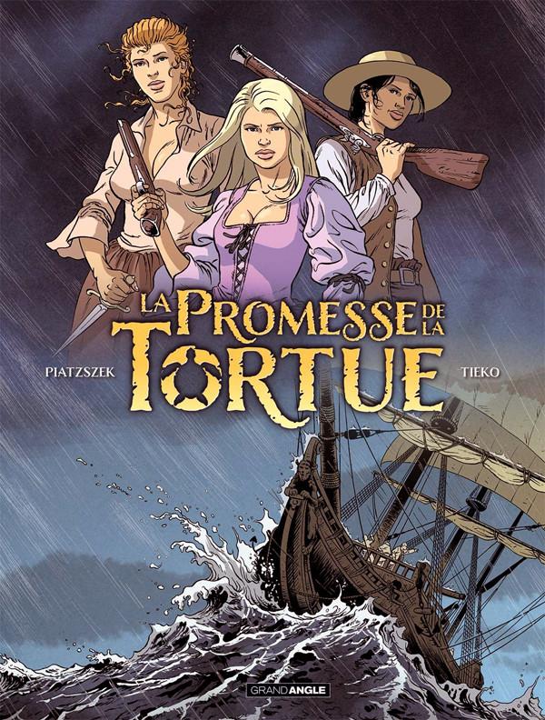 Couverture de La promesse de la Tortue - La Promesse de la Tortue