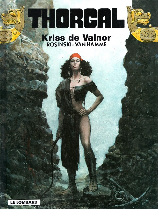 Couverture de Thorgal -28- Kriss de Valnor